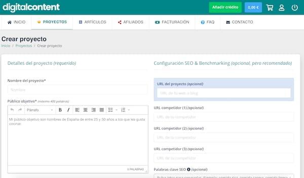 Contenidos Digitalcontent Pro
