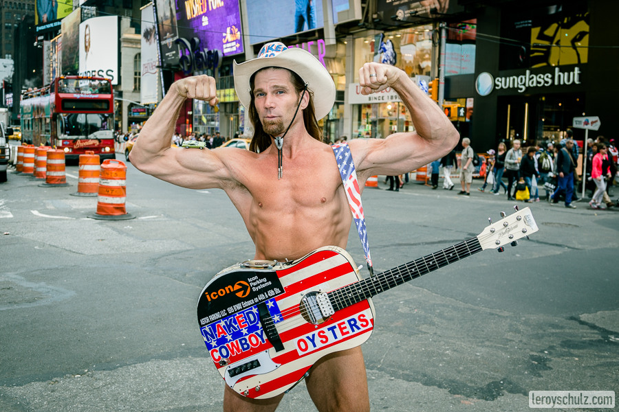 The naked cowboy new york foto 12