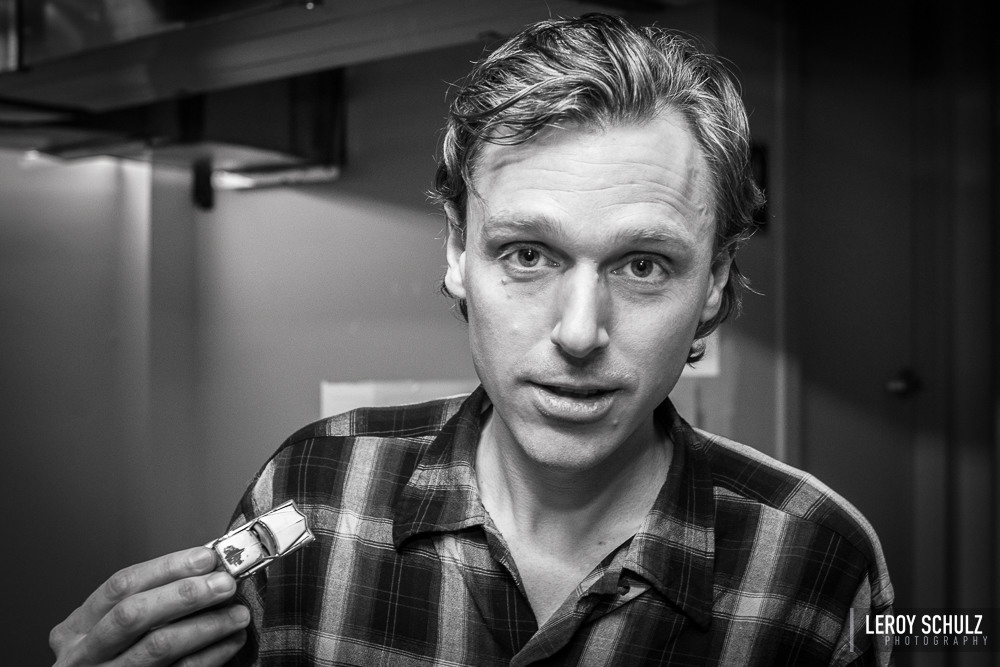 Miguelito's Little Green Car Joel Plaskett by Leroy Schulz