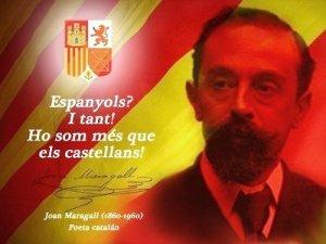 Los catalanes somos más españoles incluso que los castellanos
