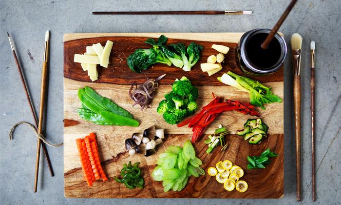 El arte de fotografiar alimentos