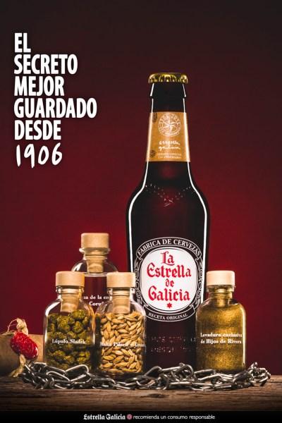 Estrella Galicia Campaing