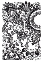 Doodling ou rabiscar