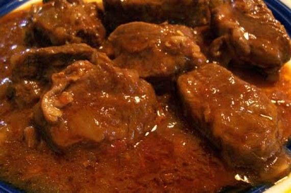Goulash (Cocina Húngara y Austrohungaria)