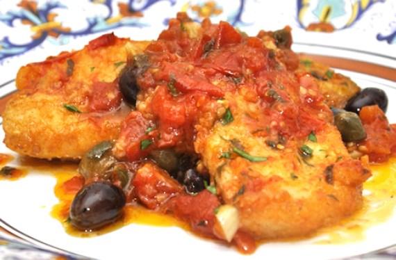 Fantasía de bacalao (Cocina Española)
