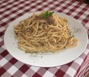 Pasta con arenque (Cocina Italiana – Venecia)