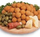 Aceitunas Ascolanas (Olive all'ascolana – Cocina italiana)