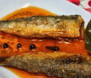 Sardinas en escabeche (Cocina Española)