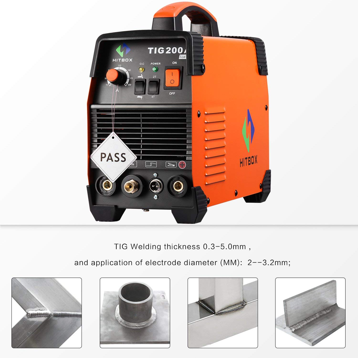 Portable TIG Welder
