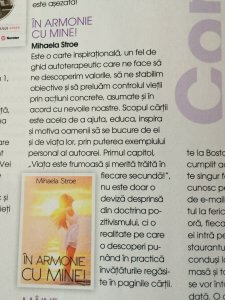 Carte MS- revista Femeia