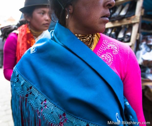 Zumbahua Saturday Market
