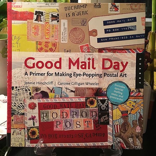 Tämä kirja todellakin sai aikaan hyvän postipäivän :)