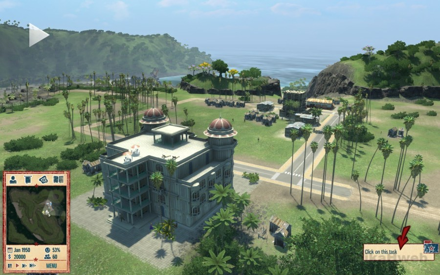 MiikaHweb   Games   Game Demos Tropico 4 Demo
