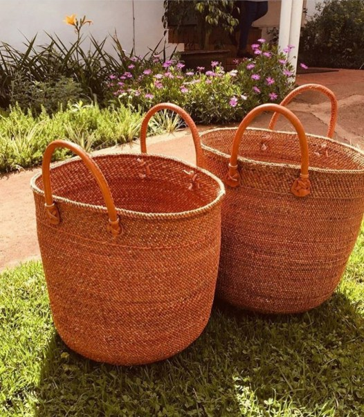 Grass Storage Baskets