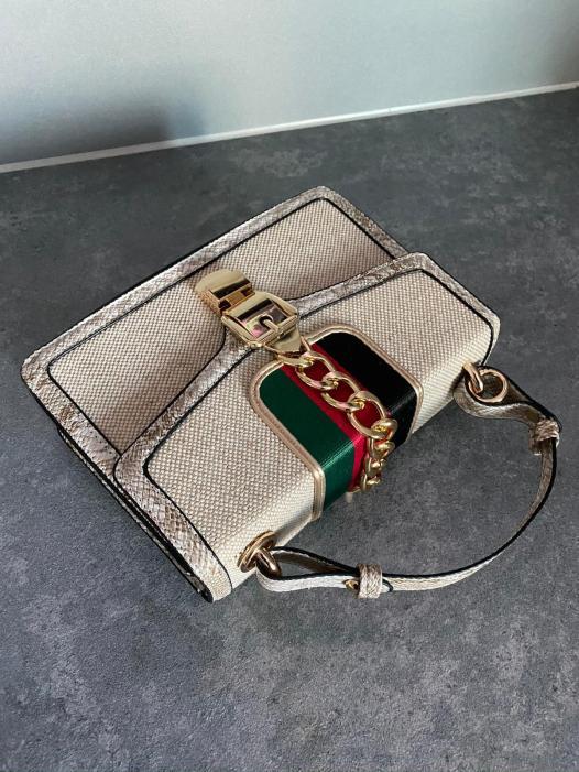 nude purse