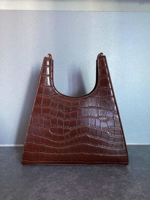 Brown Women's vintage handbag