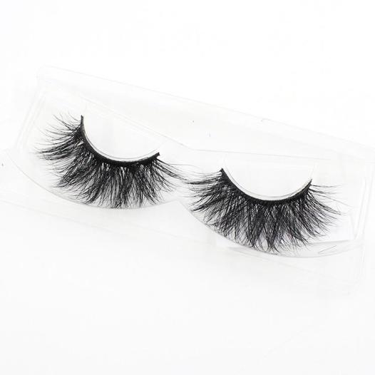 Description: • 18mm • 3D • 100% real mink lashes • Lashes band made of cotton • Water proof • Reusable up to 30 times (if used correctly)