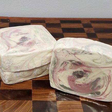 Chanel No. 5 Type Handmade Bar Soap