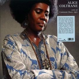 Alice Coltrane Live At Carnegie Hall, 1971
