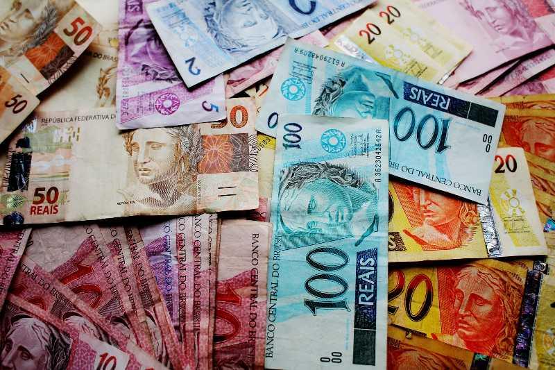 Braziliaanse real briefgeld