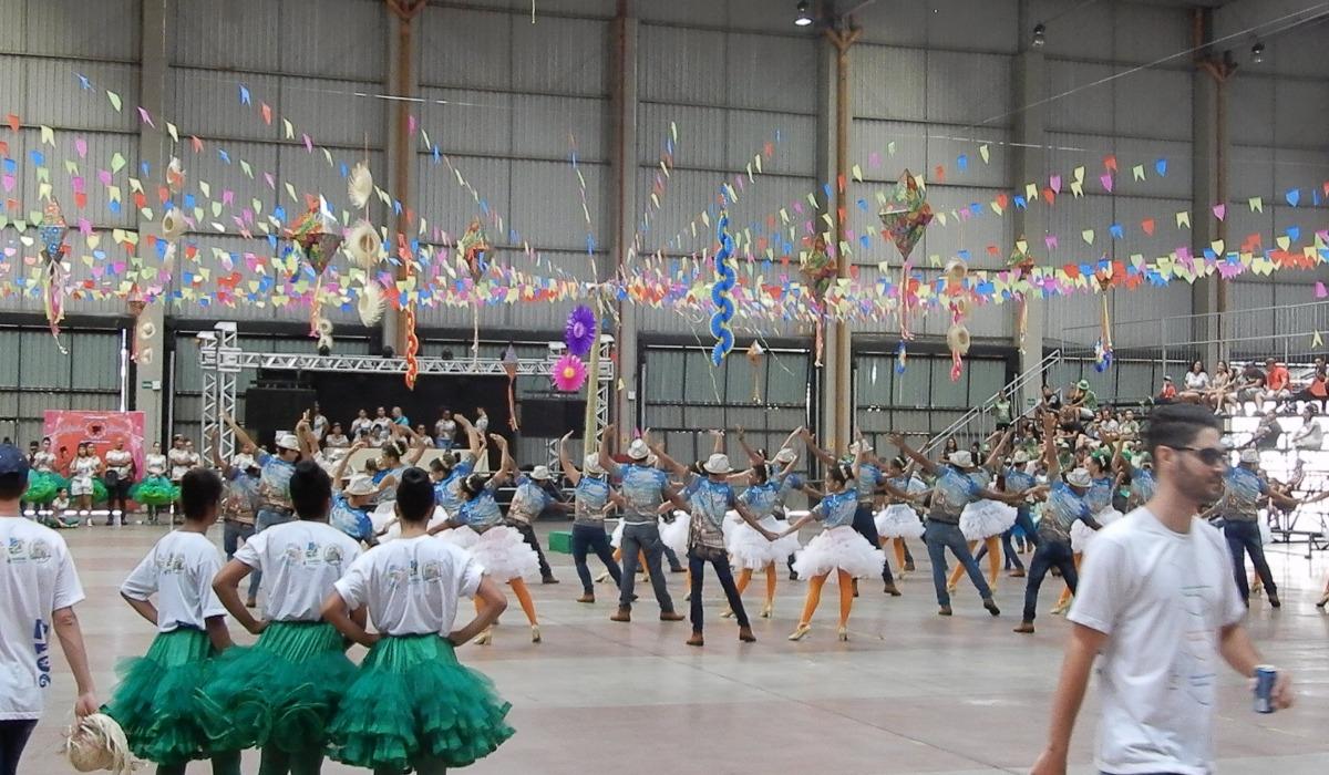 Festa de São João in Goiânia
