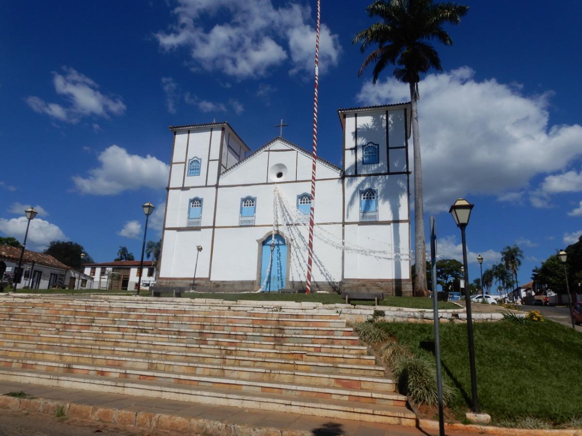 Igreja Matriz Pirenópolis