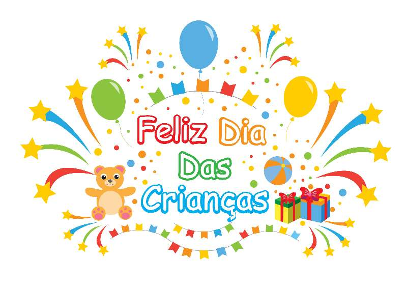 Braziliaanse feestdagen-12 Oktober-Feliz Dia das Crianças