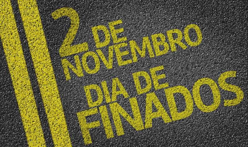 Braziliaanse feestdagen-Braziliaanse feestdag-2 november-Dia de Finados-Allerzielen