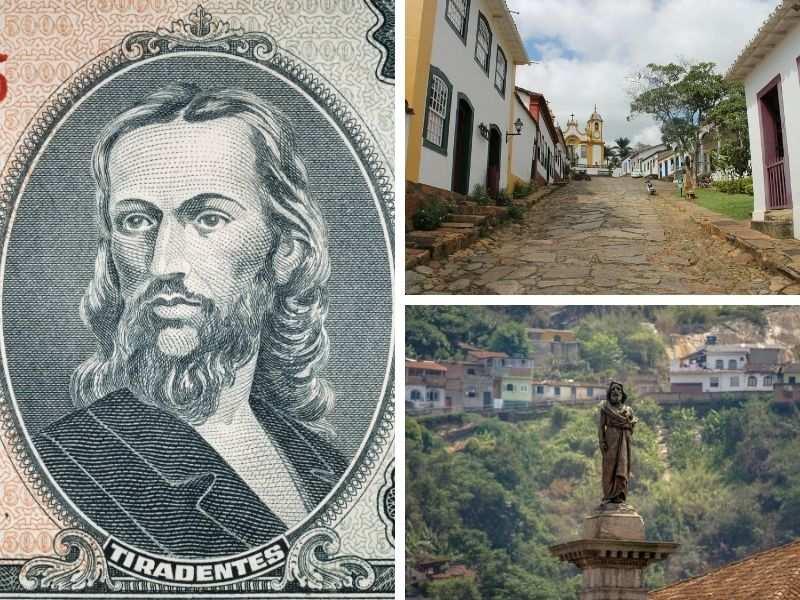 Dia de Tiradentes 21 April 1792-Joaquim José da Silva Xavier