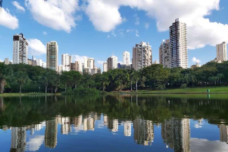 Goiânia-Goiás-Parque Vaca Brava