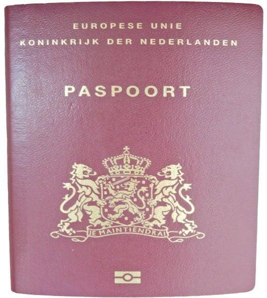 Mijnbrazilie-Paspoort-Nederland-Europa