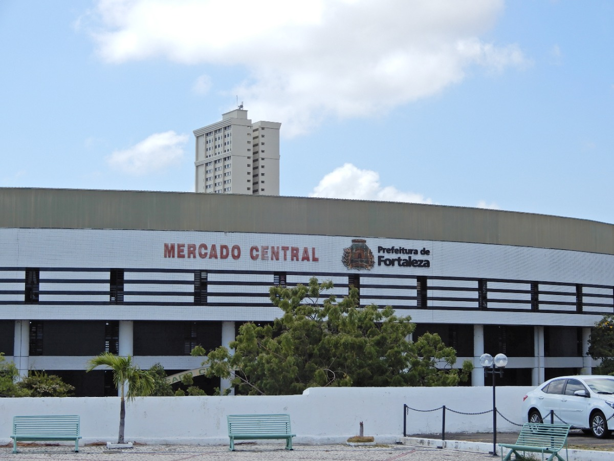 Mercado Central de Fortaleza