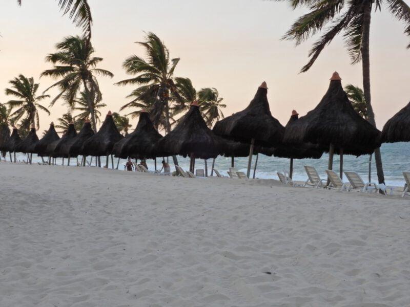 Strand van Cumbuco