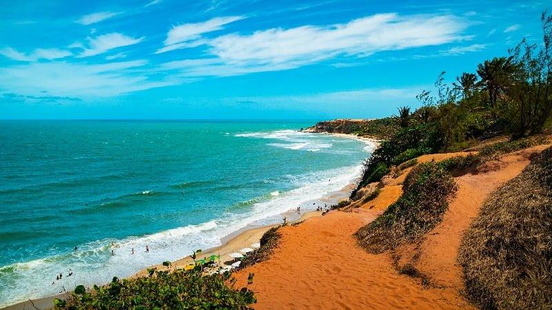 Praia de Pipa-Pipa-Praia do Amor-Rio Grande do Norte