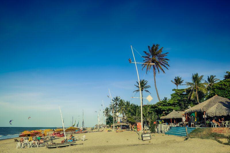 Mijnbrazilie-Brazilië-Op vakantie naar Cumbuco in Brazilië-Praia de Cumbuco