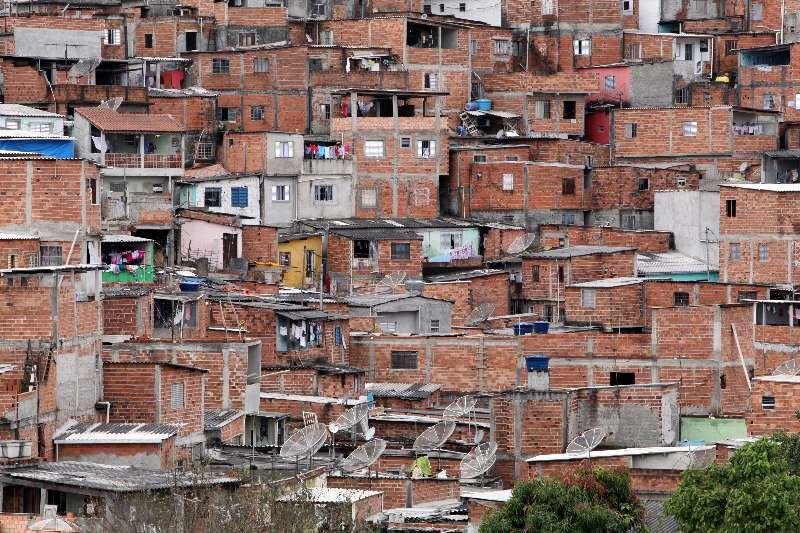 São Paulo-Favela São Paulo