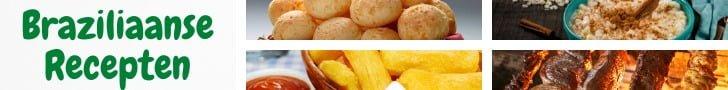 Banner: Braziliaanse recepten