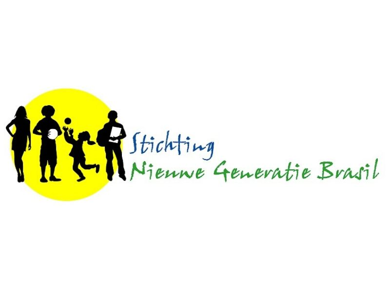 Logo Stichting Nieuwe Generatie Brasil