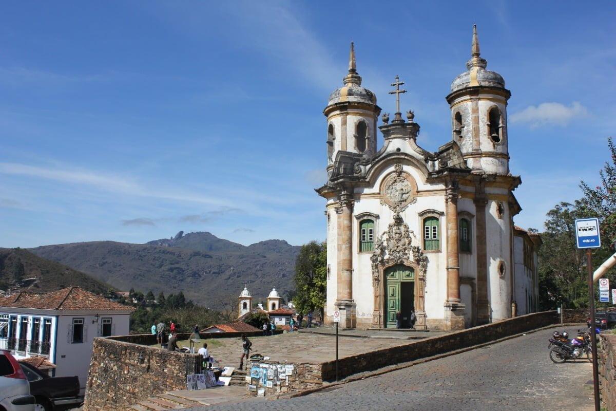 Ouro Preto Igreja São Francisco de Assis