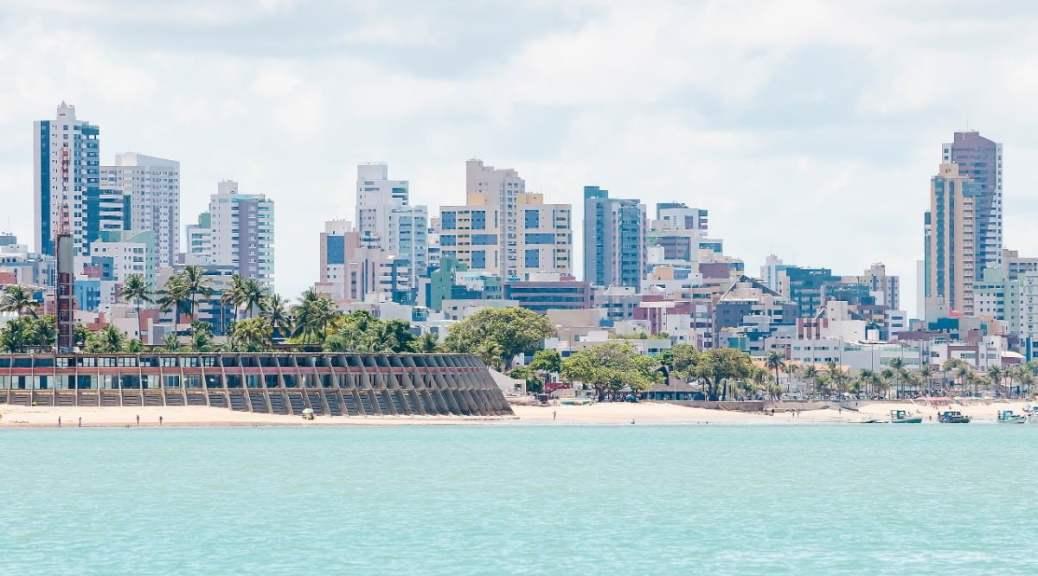 Mijnbrazilie-Brazilië-João Pessoa-Praia de Tambau