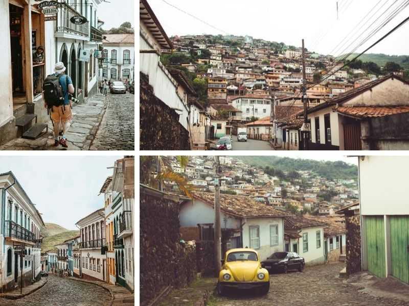 Ouro Preto-Bezienswaardigheden Ouro Preto
