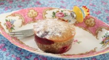 bramen-kokos muffin