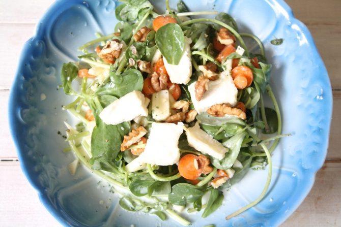 postelein salade