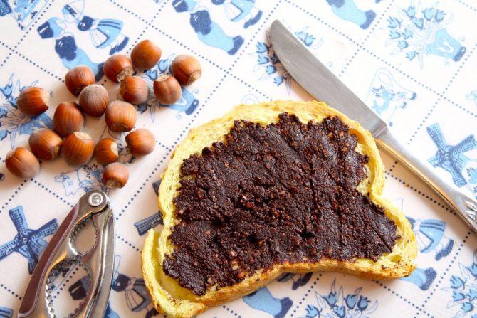 chocolade-hazelnootpasta