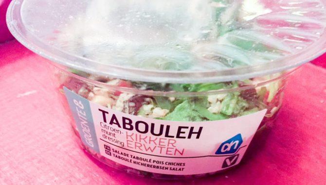 smaaktest: Tabouleh van AH