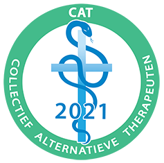 Logo Collectief Alternatieve Therapeuten (CAT).