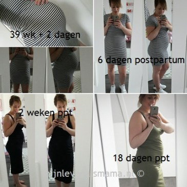 Back in shape na bevalling: status en motivatie