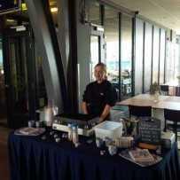 Poffertjes op locatie tafel Futureland