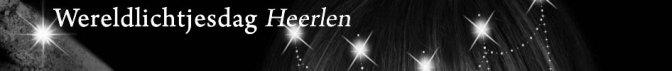 Wereldlichtjesdag in Heerlen