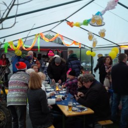 Après-ski party in Vlaardingen